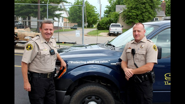 Sheriff Millsap Unveils New Uniforms | Laclede County